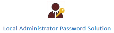 Local Administrator Password Solution - Logo