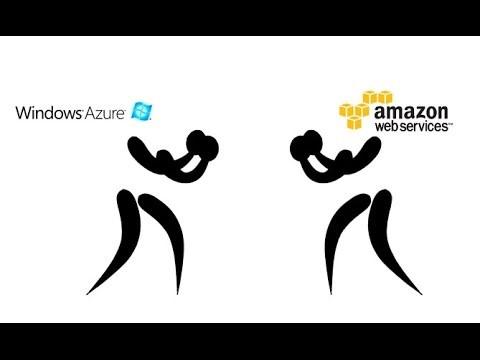Logo - Microsoft Azure versus Amazon Web Services