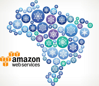 Amazon Web Services - Snowball Logo