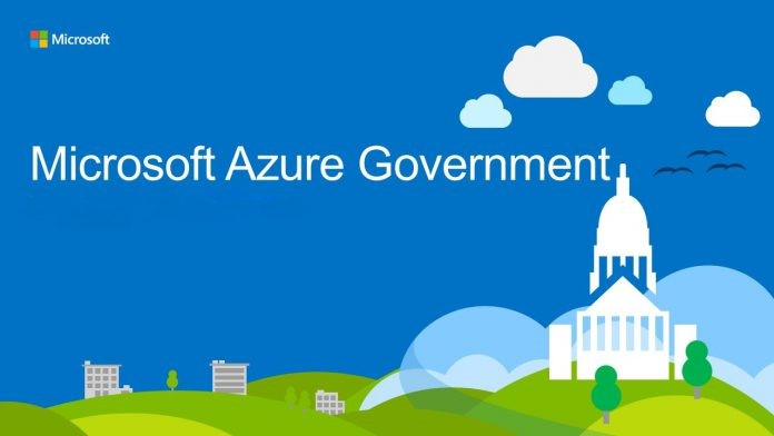Microsoft Azure Government - Logo Picture