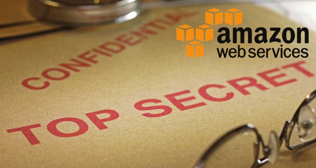 Amazon Web Service - Top Secret - Confidential