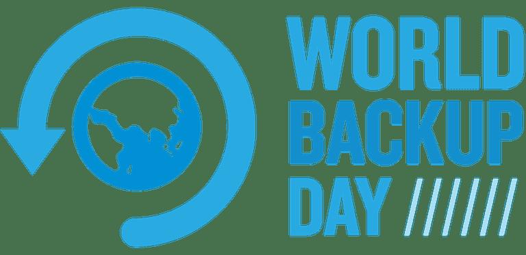 World Backup Day logo