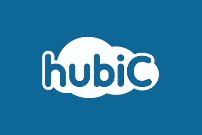 Hubic logo