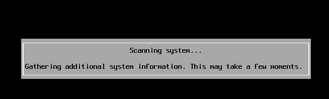 Scanning system and Preparing to Install