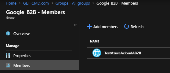 I can confirm that my Google guest user is member of this group: