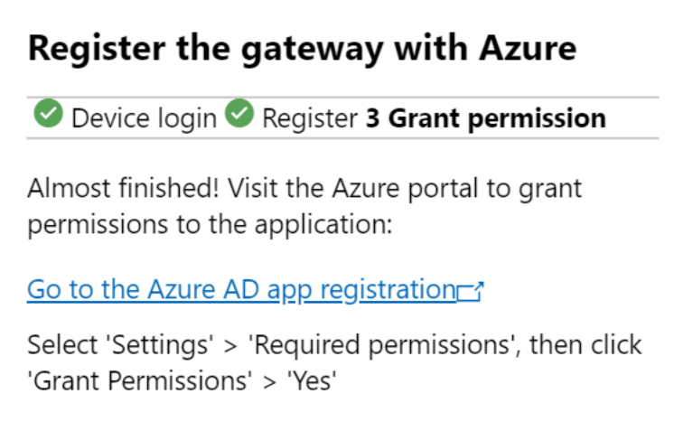 Register your Windows Admin Center
